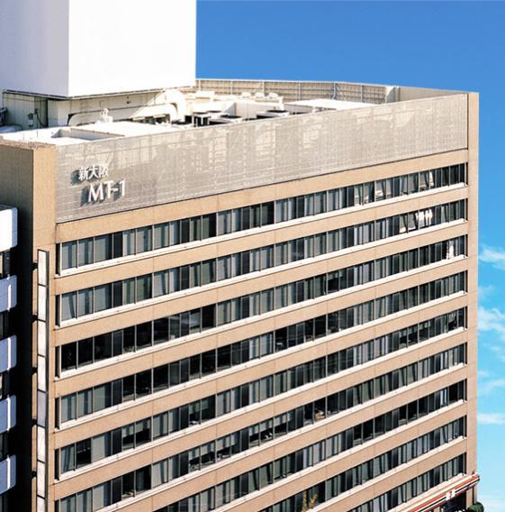 TKP新大阪ビジネスセンター 外観イメージ