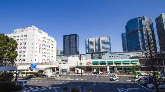 TKP品川カンファレンスセンター周辺