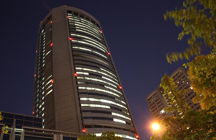 TKPガーデンシティ大阪OAPタワー周辺