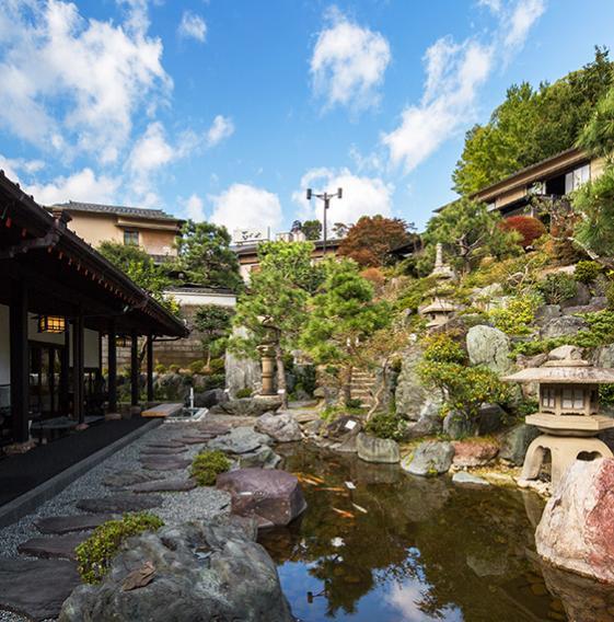 伊豆長岡温泉 Villa Garden 石のやのイメージ