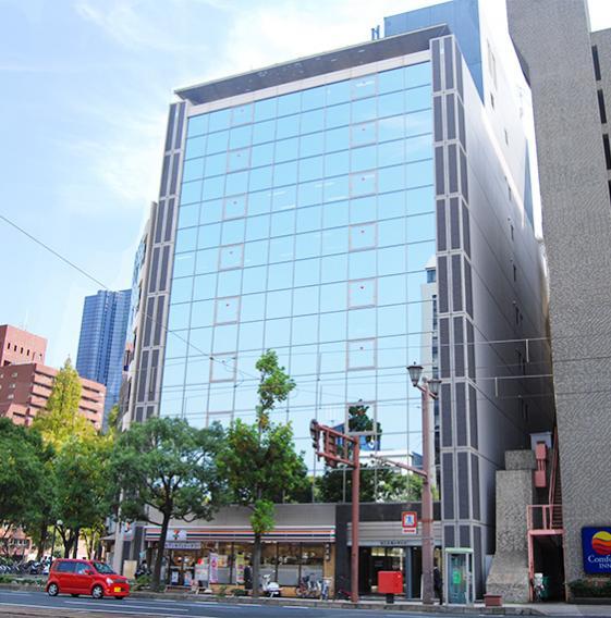 TKP広島平和大通りカンファレンスセンター 外観イメージ