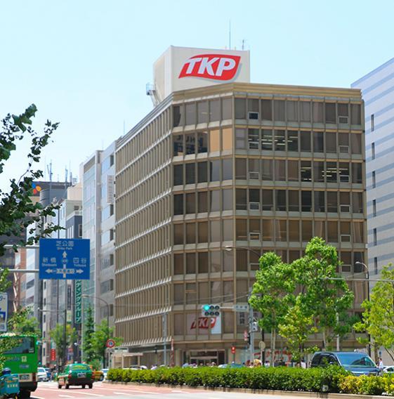 TKP新橋カンファレンスセンター 外観イメージ