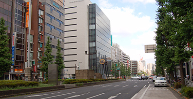 TKP東京駅前会議室周辺