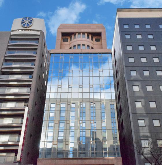 TKP博多駅筑紫口ビジネスセンター 外観イメージ