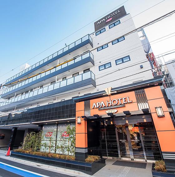 TKPカフェ&バンケット東京西葛西 外観イメージ