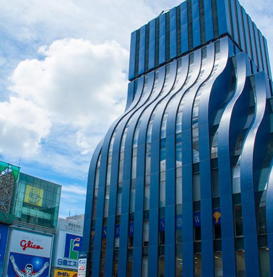 TKP大阪難波カンファレンスセンター 外観イメージ
