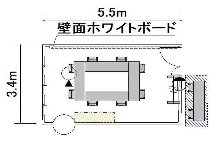 ロノ字-レイアウト