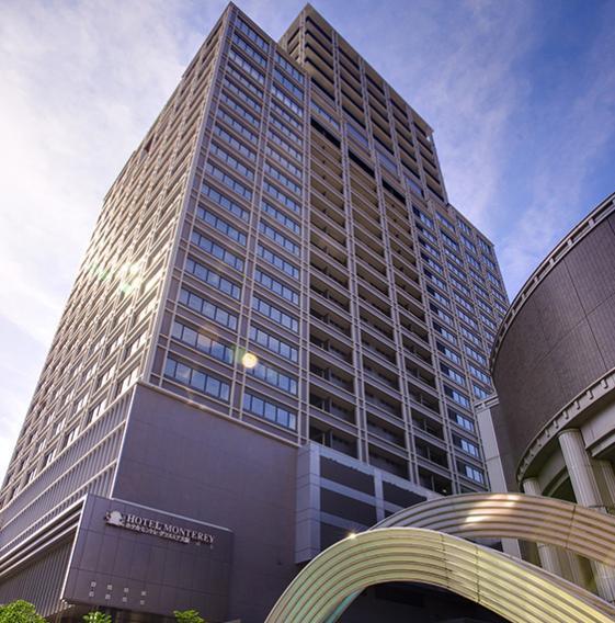 TKPホテルモントレ グラスミア大阪 外観イメージ
