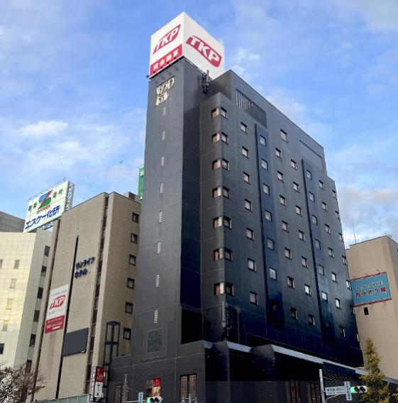 TKPガーデンシティ博多駅筑紫口前 外観イメージ