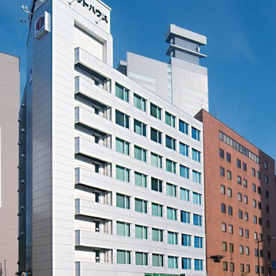 TKP仙台西口ビジネスセンター 外観イメージ