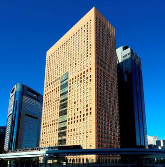 TKP ザ ロイヤルパークホテル東京汐留ミーティングセンター 外観イメージ
