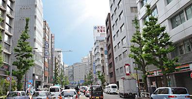 TKP神田ビジネスセンター周辺