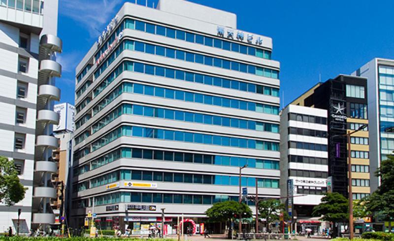 リージャス 福岡天神南ビジネスセンター