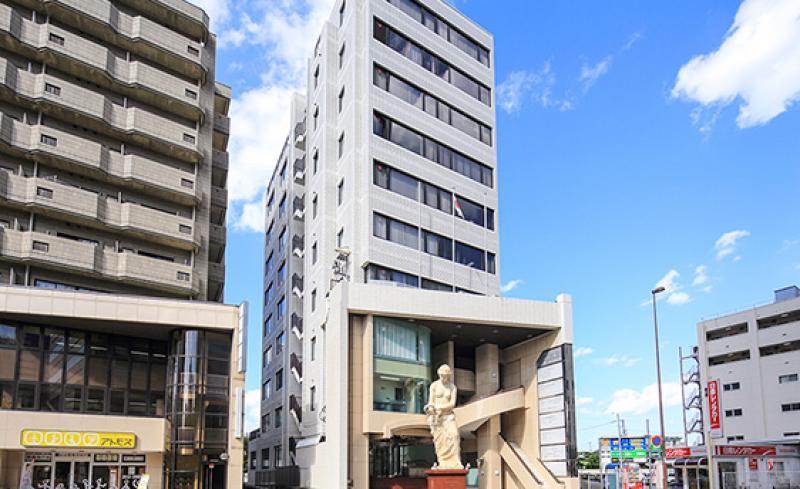 リージャス 仙台花京院ビジネスセンター