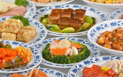 《横浜限定》中華料理プラン