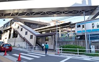 最寄駅(浜松町駅)