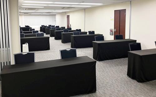 大小様々な会議室