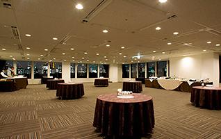 432名収容可能な大ホールから小会議室まで