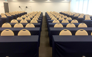 全10室の貸会議室の集合施設