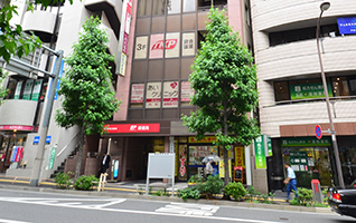 JR線「飯田橋駅」東口より徒歩3分
