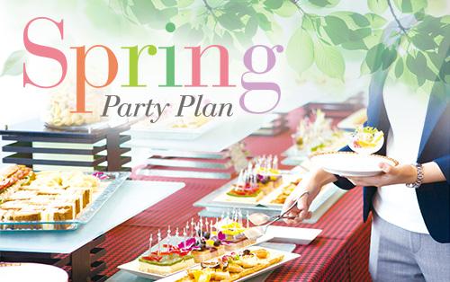 Spring Party Plan