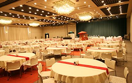 札幌市内最大級の多目的ホール