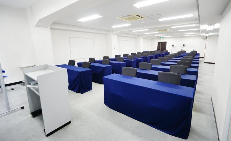 会議室は5フロア全6部屋