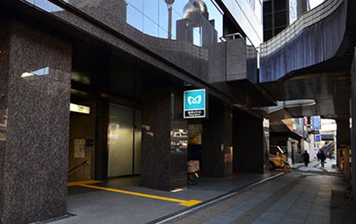 最寄駅(地下鉄上野駅)
