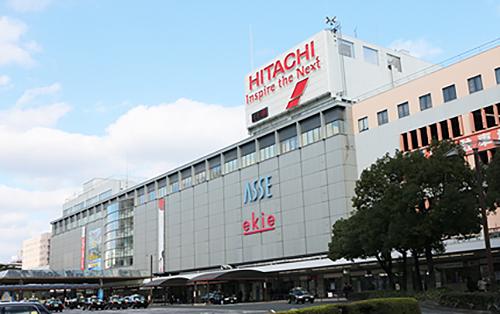 JR線「広島駅」南口より徒歩5分