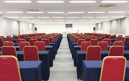 天井高3.1メールの大規模ホール