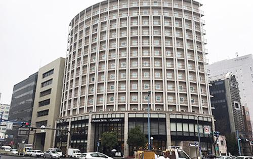 JR東西線大阪天満宮駅 3番出口から徒歩2分のホテル内会場。