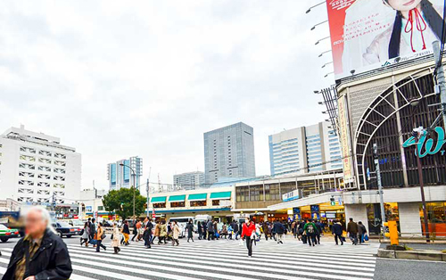 品川駅高輪口すぐの好立地