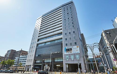 天王寺駅東口 徒歩1分のホテル内会場。