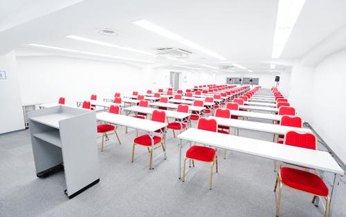 ご利用用途に応じた様々なタイプの会議室をご用意